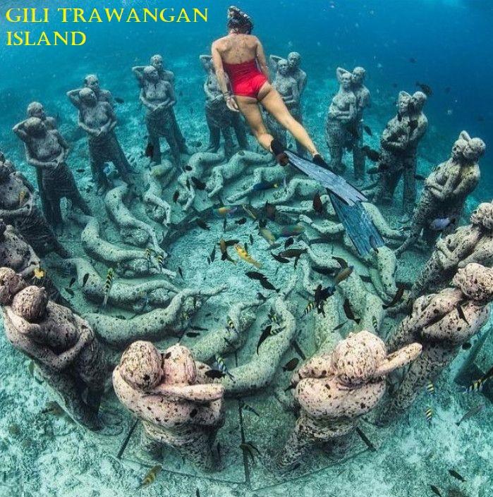 Gili Trawangan Island