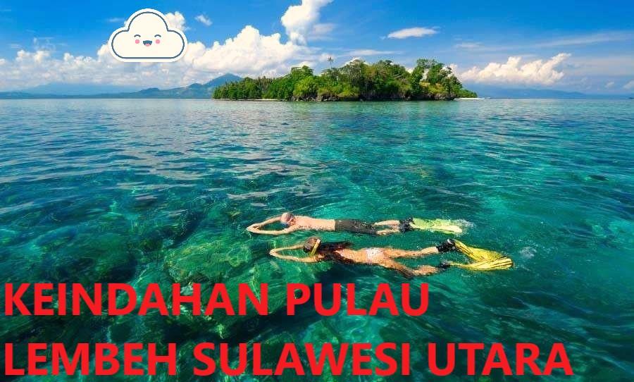 Pulau Lembeh Salah Satu Destinasi Sulawesi Utara