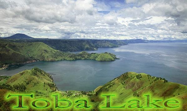 North Sumatera Nature Tourism, Lake Toba